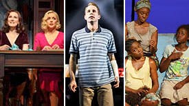 The 10 Shows That Made Us Laugh, Cry, & Love Broadway in 2016