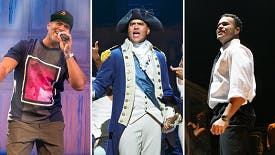 Christopher Jackson's Broadway Resume From Jeter To Benny T…