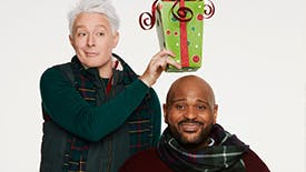 Ruben Studdard & Clay Aiken Talk Their Annual Christmas Show, Their Dream Broadway Revivals, and Returning to American Idol