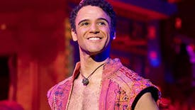 Introduce Yourself(ie): 10 Questions with Aladdin Star Clinton Greenspan