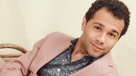 Broadway Showstopper Spotlight Series: Corbin Bleu Talks Tap Dancing on the Ceiling in Kiss Me, Kate, Making a Home on Broadway, & His Dream Musical