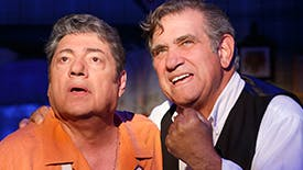 10 Mob Movie Moments Dinner with the Boys' Dan Lauria Will Never Forget