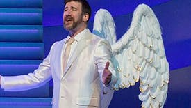 An Act of God Star David Josefsberg's Five Favorite God & Angel Performances in Film