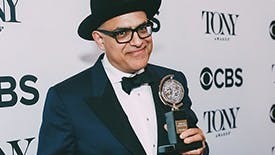 Friday Playlist: The Music of Tony Award Winner David Yazbek