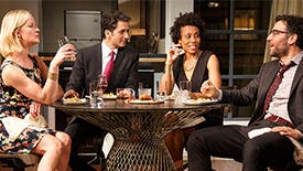 5 Reasons You Need to See Disgraced on Broadway Before March 1