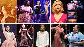 10 Featured Actresses Who Stopped Their Musicals This Season