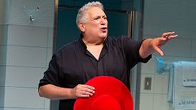 Harvey Fierstein Talks Politics, Resisting, Sexism, & Changing the World in These Clips from MTC's Bella Bella