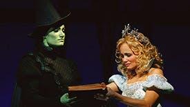 Friday Playlist: The Stage Careers of Tony Winners Kristin Chenoweth & Idina Menzel