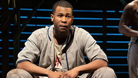 Introduce Yourself(ie): 10 Questions with A Soldier's Play Standout J. Alphonse Nicholson