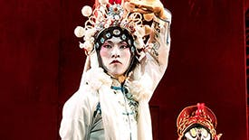 Jin Ha Takes on Seven Questions About M Butterfly, Creating a New Song Liling, & The Social Constructs of Gender