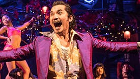Miss Saigon Olivier Nominee Jon Jon Briones Reveals How His Childhood, Real Danger, &  Continued Gratitude Helped Him Create His Engineer