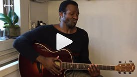Say Goodbye to Broadway's Carousel with Joshua Henry's #BigelowFlows Video Spiral