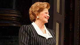 The Audience's Judith Ivey Says Her Time in a London Steam Room Changed Her Entire Career