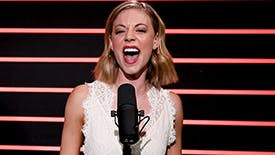 Rock of Ages Star Kirsten Scott Belts The House Down Singing Three Musical Dream Roles For Her Broadway Bucket List
