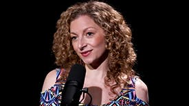 "Broadway Unplugged: Desperate Measures Star Lauren Molina Performs Her Stripper Showstopper ""It's Getting Hot in Here"""