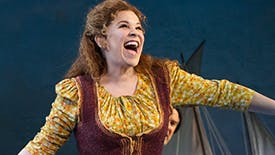 Five Burning Questions with Carousel Tony Award Winner Lindsay Mendez
