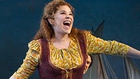 Five Burning Questions with Carousel Tony Award Winner Lindsay Mendez