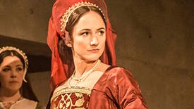 Introduce Yourself(ie): 10 Questions with Wolf Hall Tony Nominee Lydia Leonard