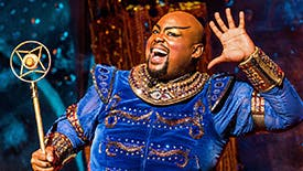 Five Burning Questions with Aladdin Star Major Attaway