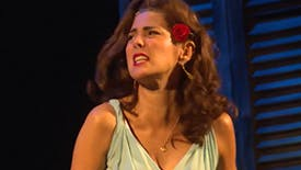 Watch Three Clips of Oscar Winner Marisa Tomei & Emun Elliott in the New Broadway Revival of Tennessee Williams' The Rose Tattoo