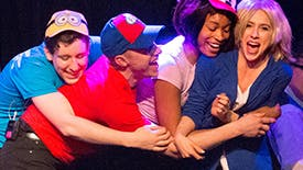 Meet the Incredible Young Stars of Me The People: The Trump America Musical