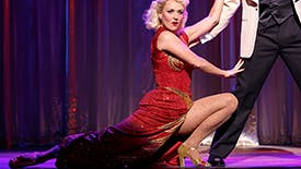Character Creation: Megan Sikora Reveals the Hollywood Icons That Inspire Holiday Inn's Lila Dixon