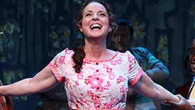 Five Burning Questions with On Clear Day Star Melissa Errico