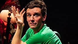 Five Burning Questions with Torch Song Star Michael Urie