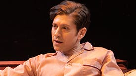 Five Burning Questions with Bob & Carol & Ted & Alice Star Michael Zegen