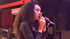 "Watch Smokey Joe's Café Stars Nicole Vanessa Ortiz, Jelani Remy & Dionne Figgins Celebrate Hispanic Heritage Month with ""Eres Todo En Mi"""
