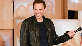 Five Burning Questions with Permission to Speak Creator & Star Paul Mecurio