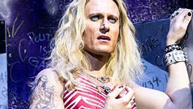 Five Burning Questions with Rock of Ages Star PJ Griffith