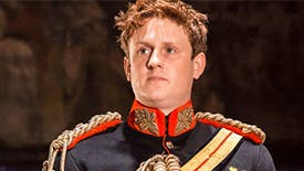 Introduce Yourself(ie): 10 Questions with King Charles III's Prince Harry, Richard Goulding