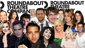 Go on a Hardcore YouTube Spiral With the Stars of Roundabout Theatre Company's 50th Anniversary Season