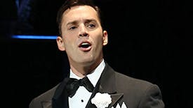 Ryan Silverman Takes On Seven Questions About Returning to Chicago, Finding His Billy Flynn, Vocal Health, & Working with Sondheim