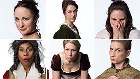 Wild, Hilarious, & Smart: Get to Know the Super-Talented Ladies of Bedlam's Sense & Sensibility