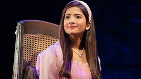 Introduce Yourself(ie): 10 Questions with Wicked's New Nessarose,  Shoba Narayan