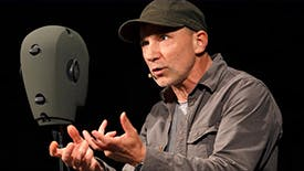 Five Burning Questions with The Encounter Creator & Star Simon McBurney