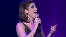 """Exclusive Video! Watch The Cher Show Icon Stephanie J. Block Perform """"Guido's Song"""" at MCC's Miscast 2019"""