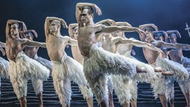 Check Out the Three Stunning Ballet Dancers Splitting the Title Role in Matthew Bourne'sSwan Lake: Matthew Ball, Will Bozier&Max Westwell