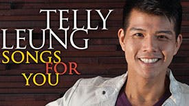 Allegiance Star Telly Leung Turns Up and Turns It Out in His Songs For You Album
