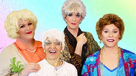 The Golden Girls Musical Parody Returns to NYC for Pride & We Get to Know the Four Stars Playing Our Favorite Cheese-Cake-Loving Queens