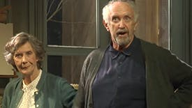 Watch the Great Stage Actors Eileen Atkins & Jonathan Pryce in Three Scenes From MTC's New Drama The Height of the Storm