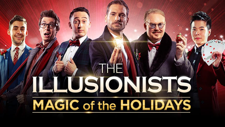 Who Are The Illusionists? Check Out the 2019 Roster of Broadway Magicians