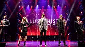 The Stars of Broadway's Magic Show The Illusionists Share Advice On What Magicians Should Know About Performing Magic on TV