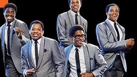 YouTube Intros: Watch Performance Videos of the Five Broadway Stars Playing The Temptations in Ain't Too Proud