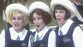 """10 Performances of Gilbert & Sullivan's  """"Three Little Maids from School"""" from The Mikado"""