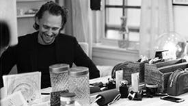 Go Backstage at Broadway's Betrayal with Tom Hiddleston, Zawe Ashton, Charlie Cox, & Eddie Arnold