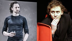 Take a Look Back at the Olivier-Winning U.K. Stage Career of Betrayal Star Tom Hiddleston