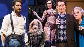 Celebrating the Best Parts of the 13 Shut-Out Shows #TonyNominations
